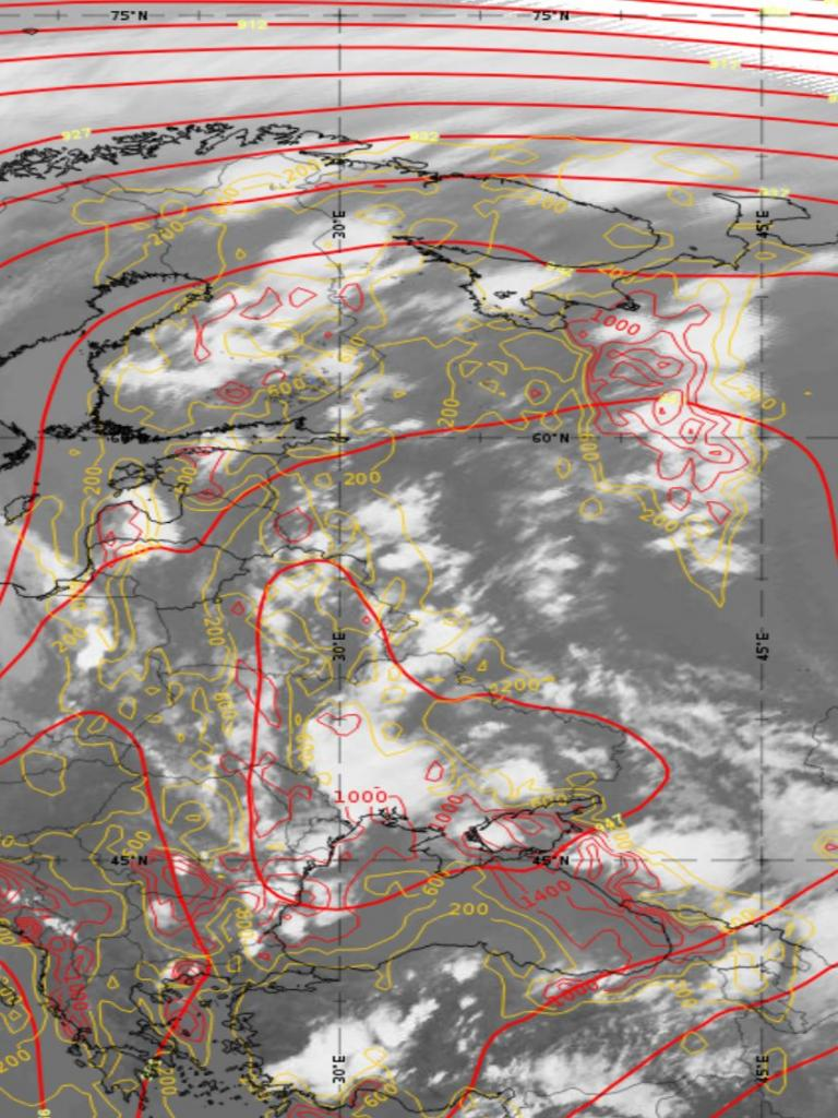Thunderstorms in Finland: Three Metops providing better forecasts for Nordic latitudes