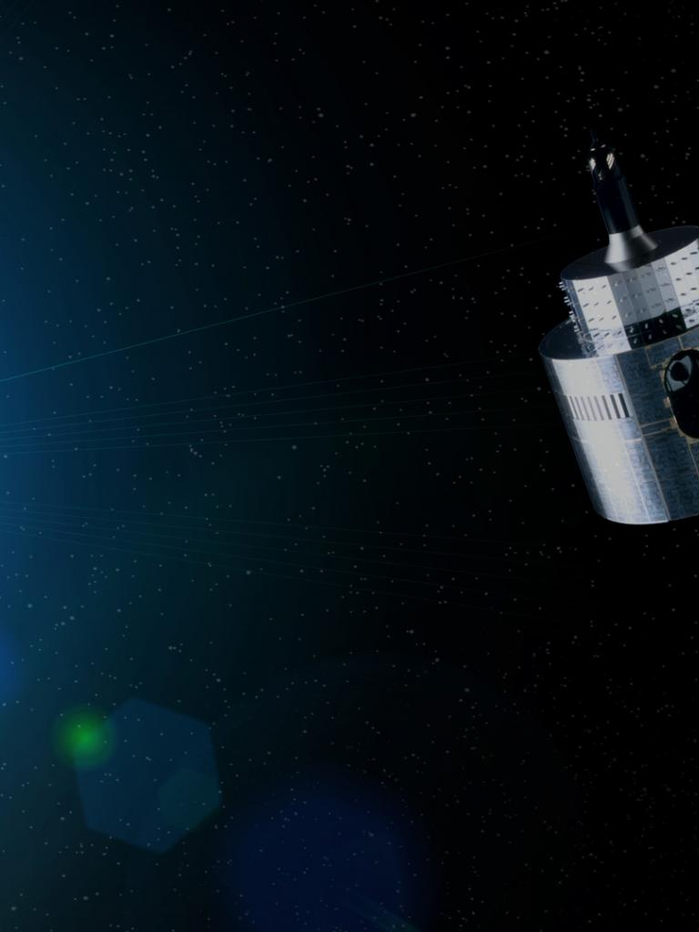 Meteosat First Generation in orbit