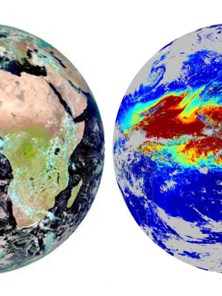 Instantaneous retrieval of aerosol properties from geostationary imagers using i-AERUS-GEO