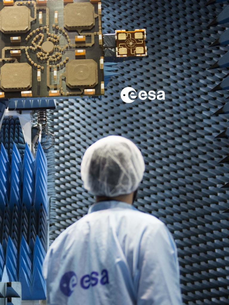 ESA A Spot