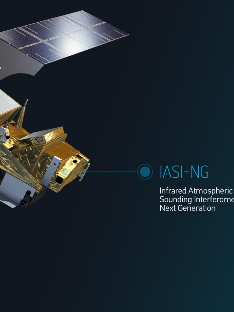 IASI-NG A Spot
