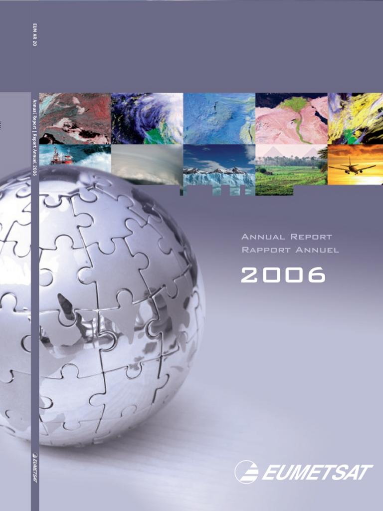 Annual Report 2006 Cover