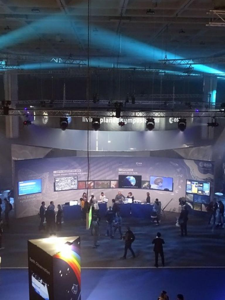 EUMETSAT attends 2019 Living Planet Symposium
