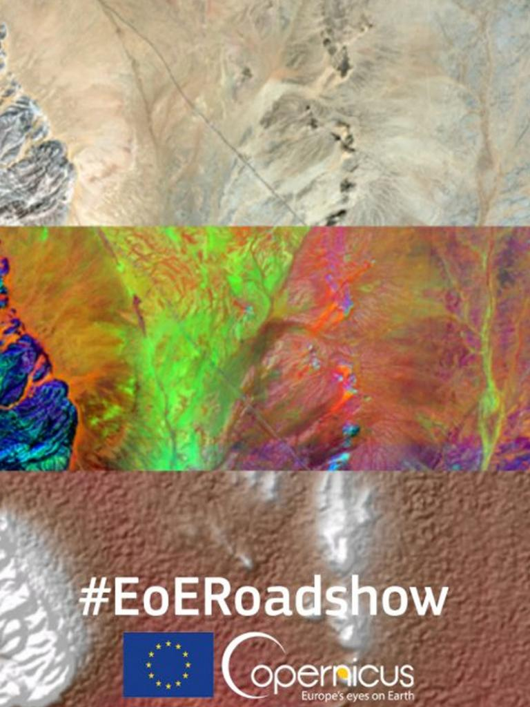 EUMETSAT to host first ever Copernicus 'Eyes on Earth' Roadshow
