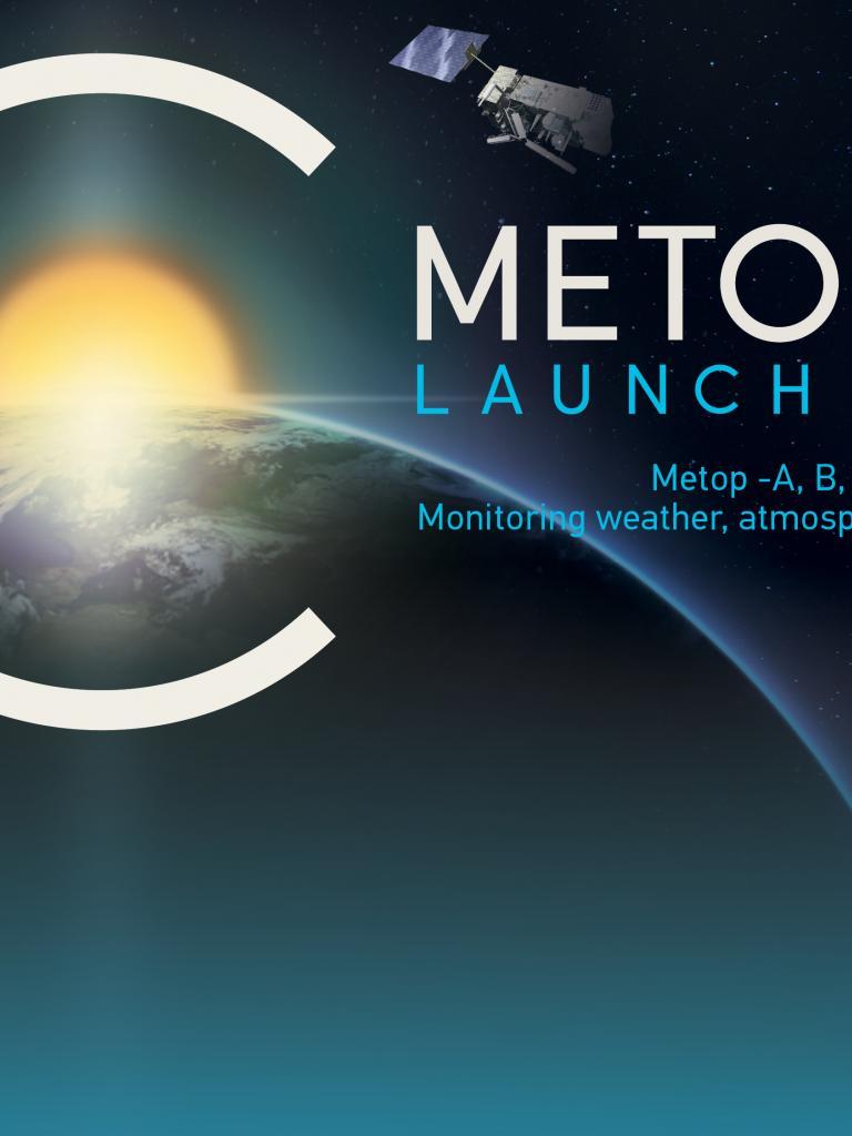 MetopC Launch