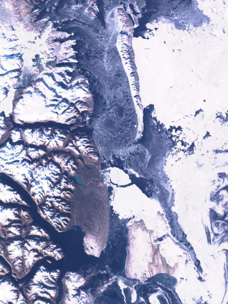 Arctic Sea Ice minimum 2020