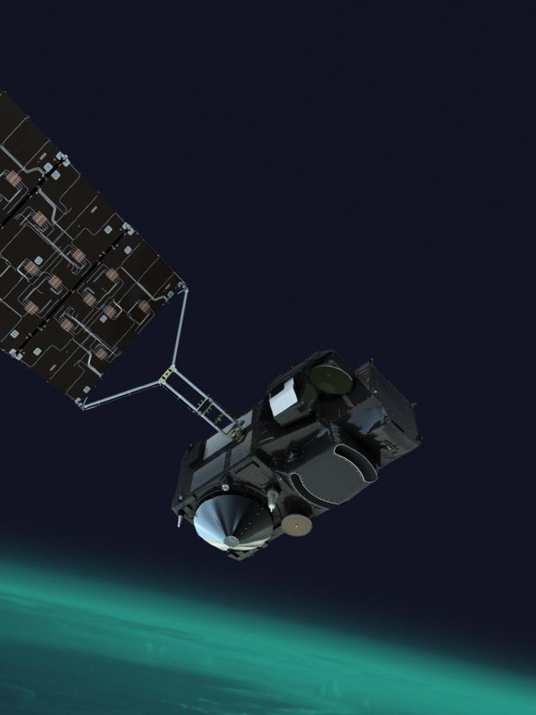 Sentinel-3 A Spot