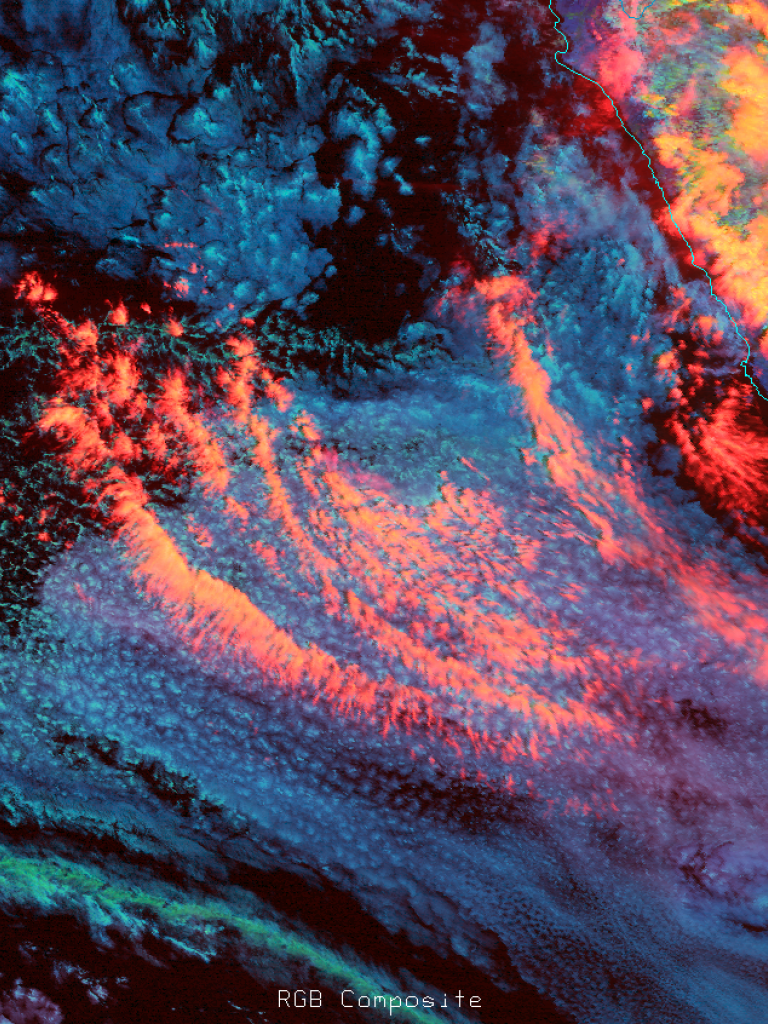 GOES-17 Cloud Type RGB 7 Dec 2020