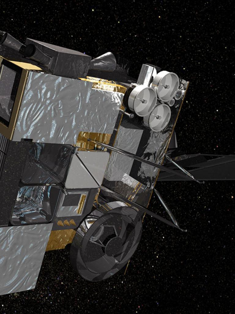 GOES-15 satellite