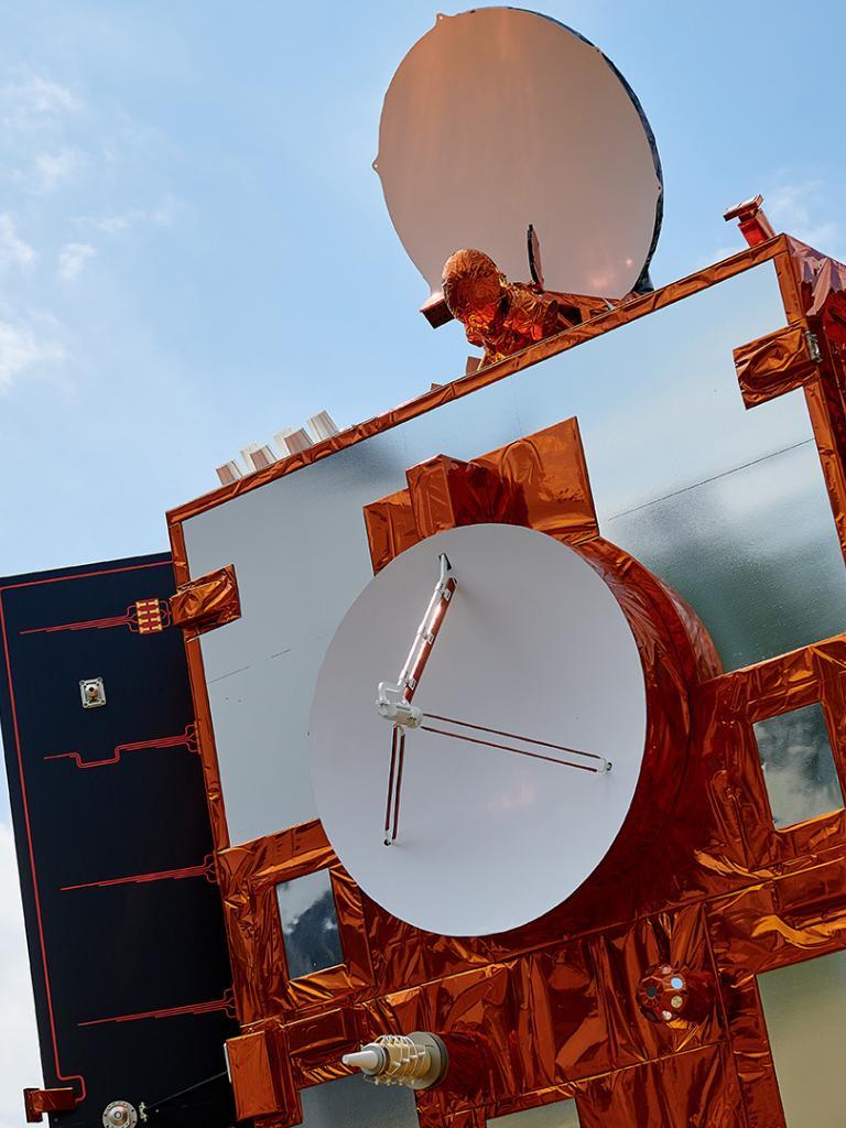 S6 altimetry instruments