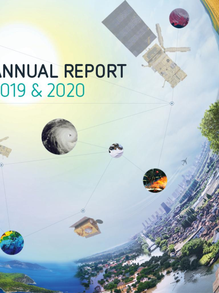 EUMETSAT Annual Report 2019-2020 TN