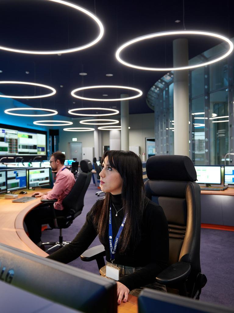 EUM control room
