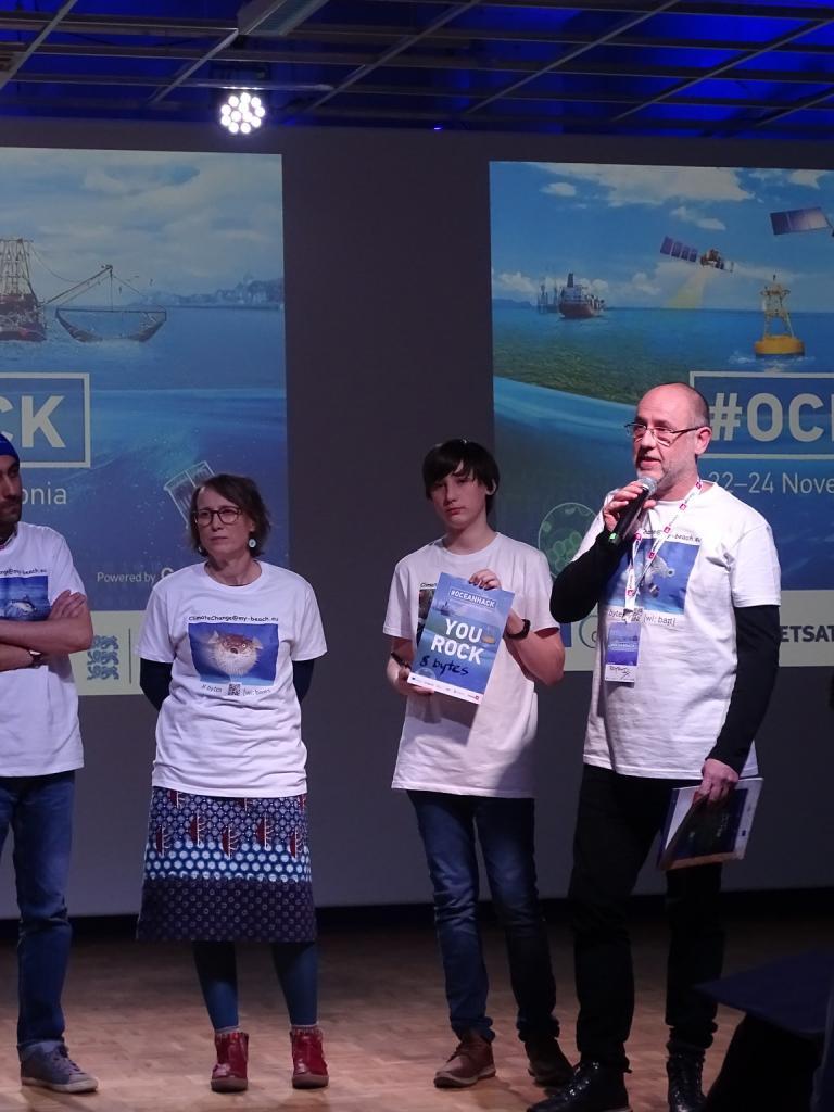 Copernicus OceanHack 2019