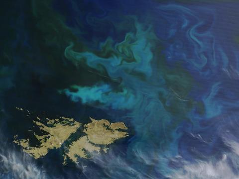 Image - Sentinel-3 Launch - Ocean Colour